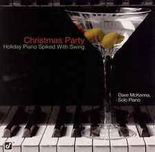 Christmas Party: Holiday Piano Spiked with Swing, New Music