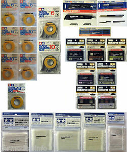 Tamiya-Hand-Craft-Tools-Accessories-Weathering-Sets-New-Ideal-4-Model-Making