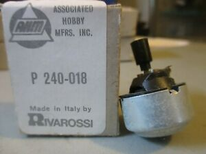 RIVAROSSI-HO-SCALE-MOTOR-P-240-018-NOS-MINT-UNUSED