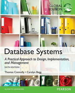 database systems connolly exercises solutions