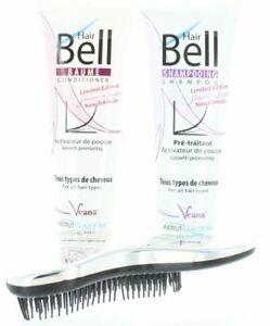 Hairbell-Shampoo-Balsamo-Flowers-E-Frutta-Districante-Argento-Metallico