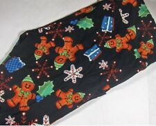 43a6d58c3baee0 item 2 Lularoe TC Leggings CHRISTMAS GINGERBREAD Men 2016 Solid BLack BKGD  Snowflake !! -Lularoe TC Leggings CHRISTMAS GINGERBREAD Men 2016 Solid  BLack BKGD ...