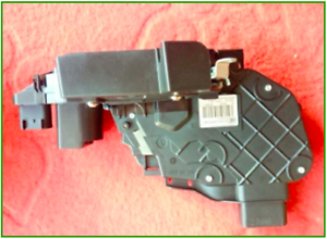Jaguar XF 2008-2015 Rear Door Lock Actuator Right Side C2P17965