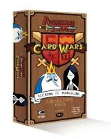 Adventure Time Card Wars Ice King Vs. Marceline Game Free Shipping