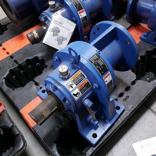 Sumitomo CHHX-614HY-35 Gear Reducer, 10.1HP, 1750RPM - NEW