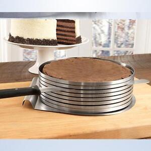 Facile-reglable-6-couche-gateau-coupe-tronconneuse-guide-24-cm-a-30-cm-de-haute-qualite-430