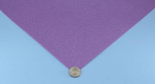 "1//12 Scale NICE Self Adhesive Soft Lavender Dollhouse Carpeting 19/"" x13/"" #DE8535"