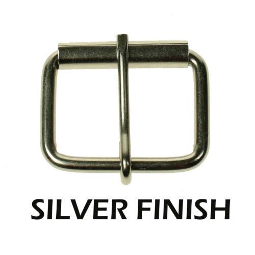 """Mélanger assortiment de nouvelles boucles de ceinture 1 /"""" 1.25/"""" 1.5 /""""inch choisir un style"""