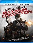 MAXIMUM Conviction 0013132562292 With Steve Austin Blu-ray Region a