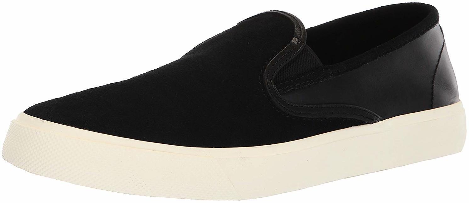 Sperry Men's Captain's Slip on Leather Sneaker - Choose SZ color