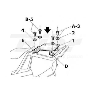 Top-Master-Soporte-herraje-baul-maleta-t-BMW-R-1150-RT-1990-2008