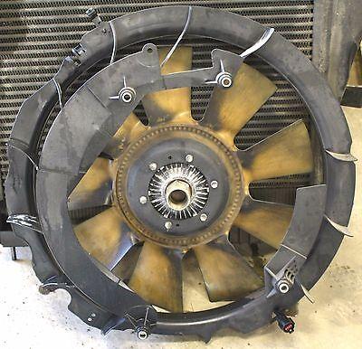 03 04 05 06 07 Ford 6.0 fan clutch