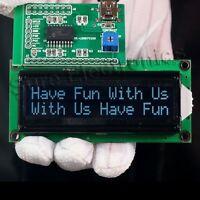 1pcs 1602 16x2 LCD Module Display White Character Black Backlight Standard Model