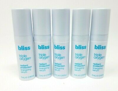 bliss triple oxygen serum