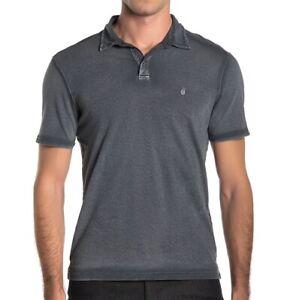 John Varvatos Star USA Mens Peace Sign Polo Shirt