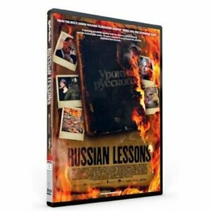 Russian-Lessons-DVD-Andrei-Nekrasov-Olga-Konskaya-BRAND-NEW-SEALED