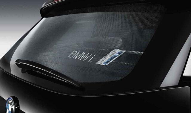 1609601280 Genuine Peugeot 2008 Rear Side Window Shades