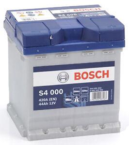 Bosch S4000 Batterie de Voiture 44A/h-420A