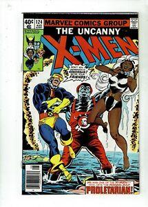 Uncanny-X-Men-124-FN-5-5-Arcade-Cyclops-Wolverine-Storm