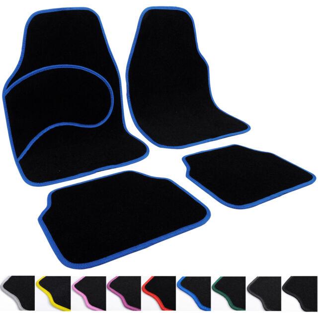 Auto Fußmatten Teppich Matten Autoteppiche OPEL ASTRA F G H I J AGILA Blau 7132