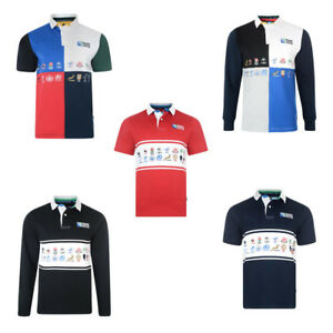 Men-039-s-coupe-du-monde-de-rugby-2015-20-Nations-Rugby-Jersey-T-Shirts-Tailles-S-XXL