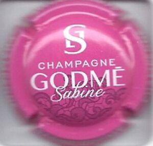CAPSULE DE CHAMPAGNE GODME
