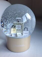Chanel Luxury Snow Globe VIP Gift Brand New Boxed