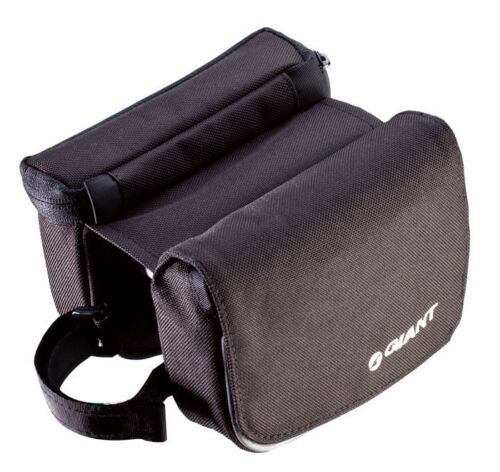 Large Bike Cycling Top Tube Double Pannier with Cellphone Bag