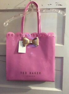 844682dd0a4016  59 Ted Baker bow Large Icon Tote Bag TB1 5054787340663