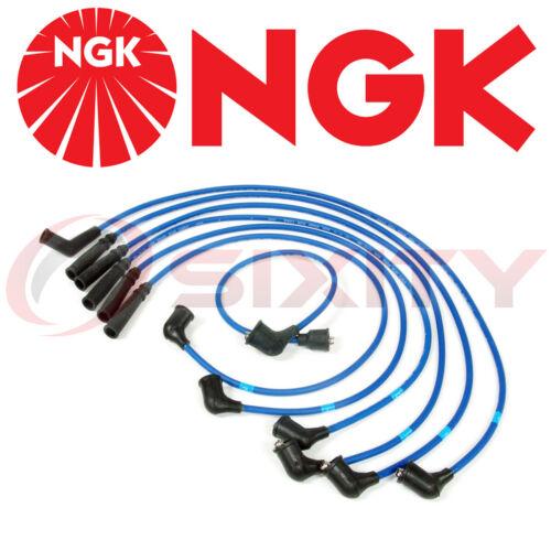 NE61 Maxima 240Z 260Z 280Z 280ZX 810 Fits NGK Spark Plug Wire Set #8105