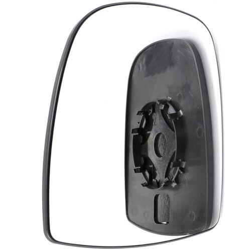 Lado Izquierdo Para Opel Vivaro 2001-2014 Puerta De Ala Gran Angular Cristal Espejo