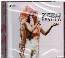 Renato Zero: Zero favola remastered - CD