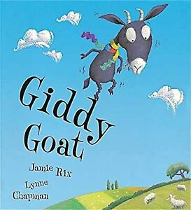 Giddy Goat, Rix, Jamie, Used; Good Book
