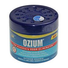 OZIUM Outdoor Essence 4.5 oz Gel Air Freshener Sanitizer Smoke & Odor Eliminator