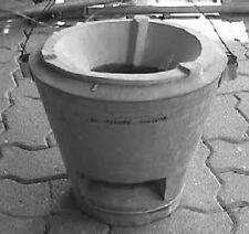 Terracotta Clay stove Charcoal Angithi Chulha barbeque bbq grill oven