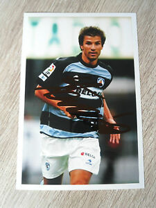 STEVANOVIC-4-VITESSE-REAL-SOCIEDAD-amp-SLOVENIA-WORLD-CUP-PHOTO-ORIGINAL-SIGNED