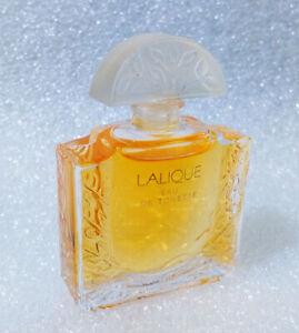VTG-RARE-Mini-Eau-Toilette-LALIQUE-Perfume-Parfum-Miniature-FRANCE-4-5ml