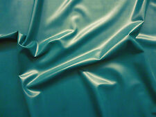 Semi Transparent Natural 92cm Wide Latex Rubber 0.50mm Thick Clearance
