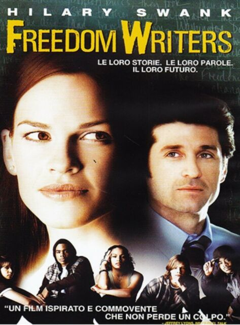 FREEDOM WRITERS - DVD NUOVO