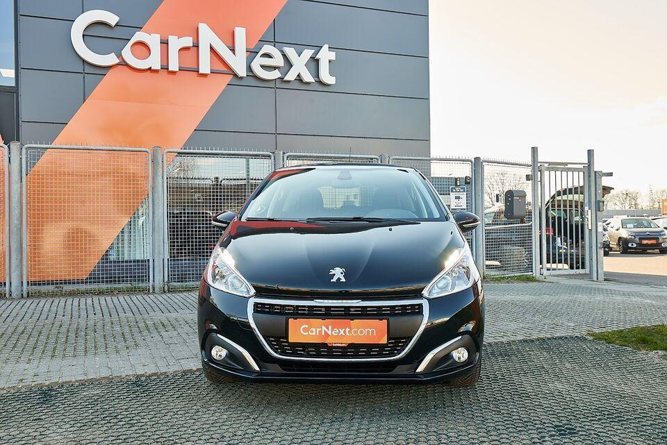 Peugeot 208 1,5 BlueHDi 100 Signature Sky Diesel modelår