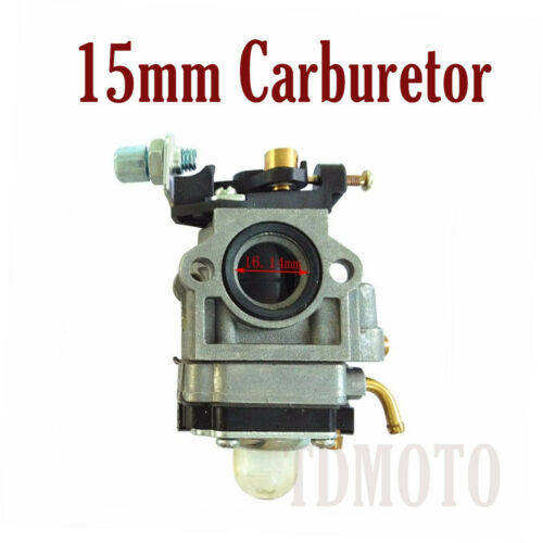 Carb Carburetor Fits 43cc 49cc 2 Stroke Gas Scooter Mini Chopper Pocket Bike USA