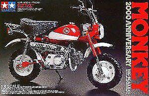 Tamiya Honda Monkey 2000 Special Motorcycle1 6 Scale Model Kit ...
