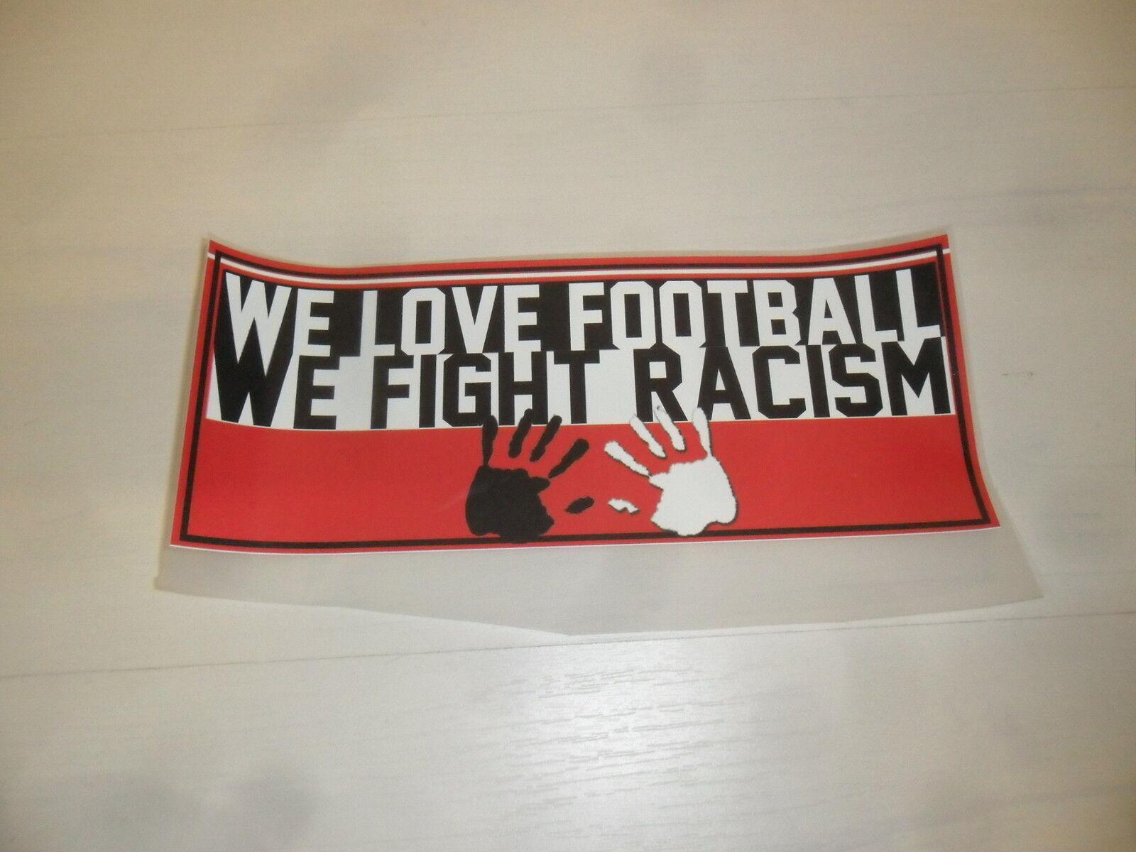 2606 bis SPONSOR Trikot Lazio Rom HOME WE LOVE Fußball FIGHT Rassismus /30