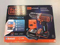 Black & Decker Smart Tech Drill/Driver BRAND NEW! Mississauga / Peel Region Toronto (GTA) Preview