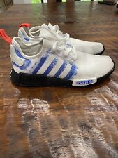 Size 8 - adidas NMD R1 Stencil Pack - Bold Blue for sale online   eBay