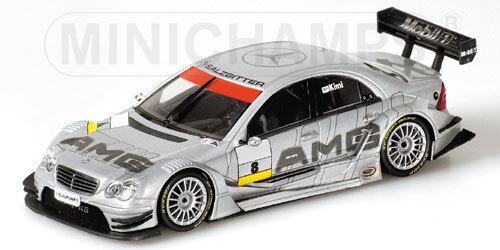 Minichamps Mercedes-Benz C-Class DTM 2004 1 43 van Kimi Raikkonen Raikkonen Raikkonen Test Car b8aa17