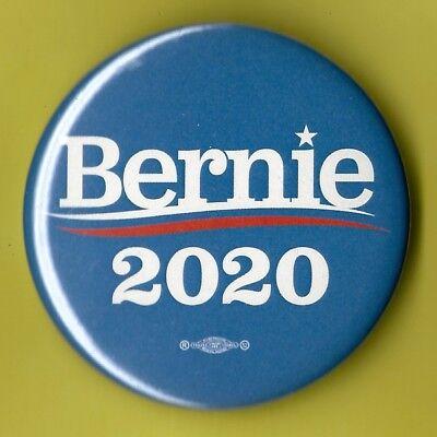 2020 Bernie Sanders For President Button