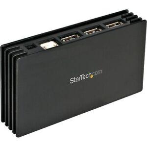StarTech.com Hub - 7 port - USB 2.0 - Hi-Speed USB - 7 x 4-pin Type A USB 2.0