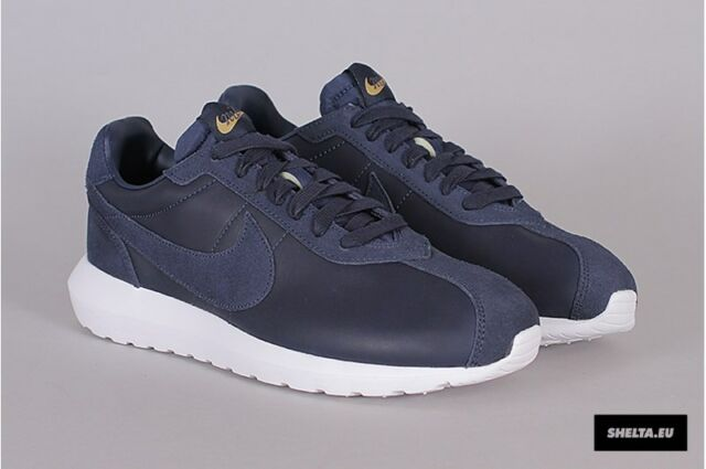 new arrival 06b4f 325eb Mens Nike Roshe LD-1000 Premium QS 842564-401 Navy Blue Brand New Sizes