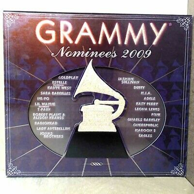 Grammy Nominees 2009 by Various Artists (CD, 2009, Rhino ...